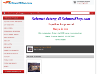 solmartshop.com screenshot