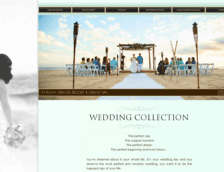 solmarweddings.com screenshot