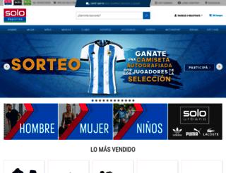 solodeportes.com.ar screenshot