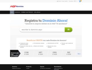 solodominios.biz screenshot