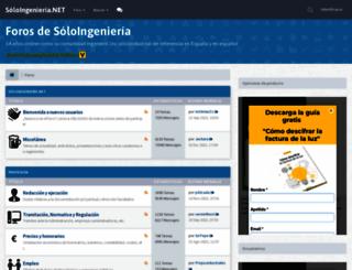 soloingenieria.net screenshot