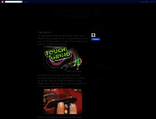 solojuegosiphone.blogspot.com screenshot