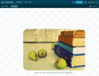 solokha.livejournal.com screenshot