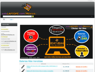 sololaptops.net screenshot