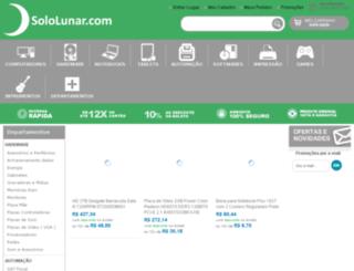 sololunarcomputadores.com.br screenshot