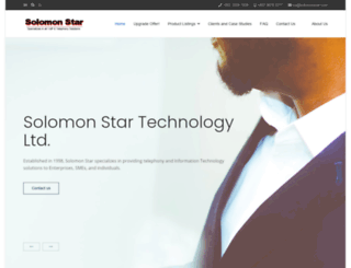 solomonstar.com screenshot