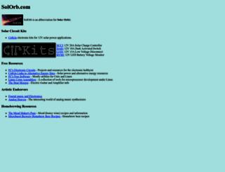 solorb.com screenshot