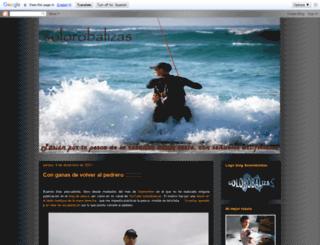 solorobalizas.blogspot.com.es screenshot