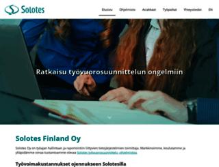 solotes.com screenshot