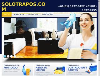 solotrapos.com screenshot