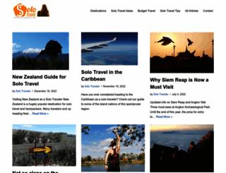 solotravel.org screenshot