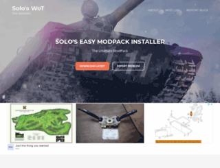 soloviyko.com screenshot