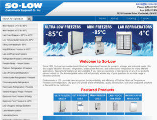solow.com screenshot
