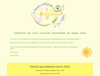 solskinnet.no screenshot