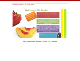 solteacher.com screenshot
