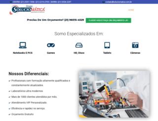 soluciomatica.com.br screenshot