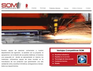 solucionesenmetal.com screenshot