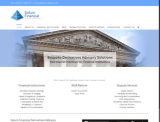 solum-financial.com screenshot