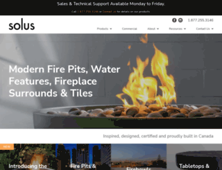 solusdecor.com screenshot