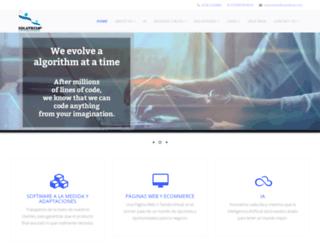 solutecia.com screenshot
