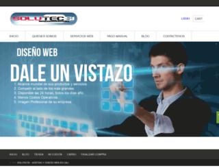 solutecsi.com screenshot