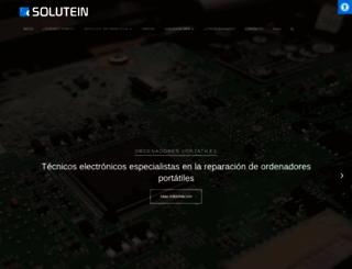 solutein.com screenshot