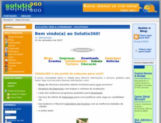 solutio360.com screenshot