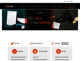 solution.com.vn screenshot