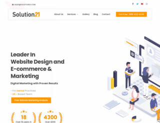 solution21inc.com screenshot