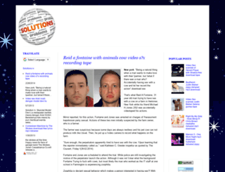 solutions-rv.blogspot.com screenshot