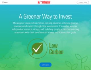 solutions.hemscott.com screenshot