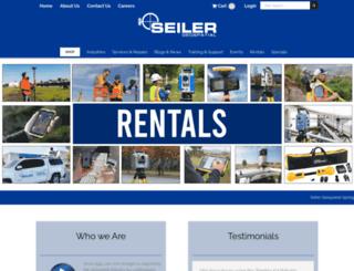 solutions.seilerinst.com screenshot