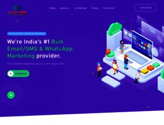 solutionsinfinite.com screenshot