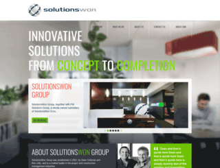 solutionswon.newpathweb.com.au screenshot