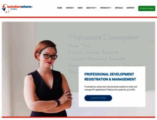 solutionwhere.com screenshot
