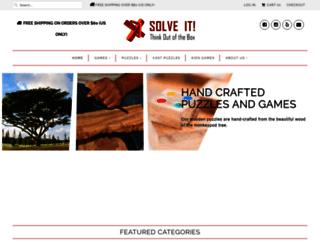 solve-it-puzzles.com screenshot