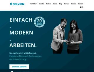 solvion.net screenshot