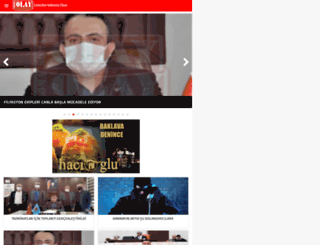 somaolay.com.tr screenshot