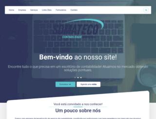 somateco.com.br screenshot