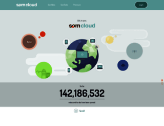 somcloud.com screenshot