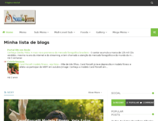somdaterraweb.blogspot.com.br screenshot