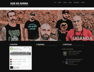 somdodarma.com.br screenshot