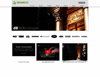 someco.com.br screenshot