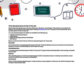 someschoolgames.com screenshot