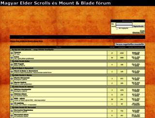 somesztes.activeboard.com screenshot