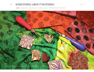 somethingcleveraboutnothing.blogspot.com screenshot