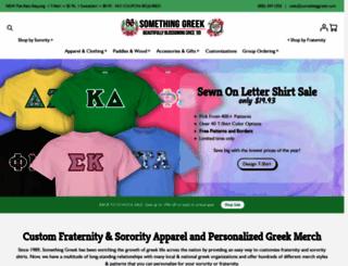 somethinggreek.com screenshot