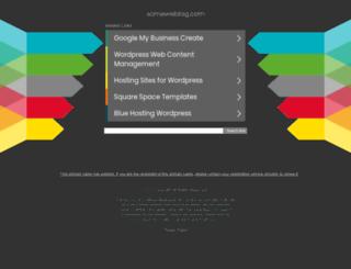 someweblog.com screenshot