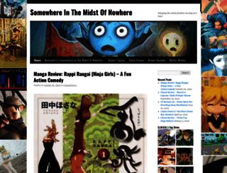 somewhereinthemidstofnowhere.wordpress.com screenshot