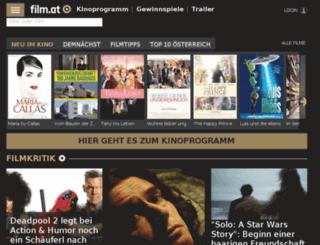 sommerkino.at screenshot